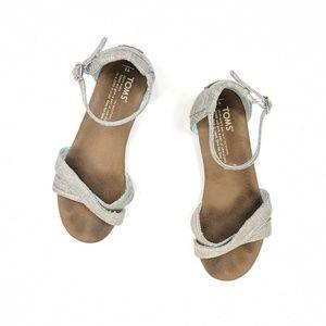 Toms Correa canvas sandals